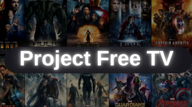 Project Free TV Banner Image 2